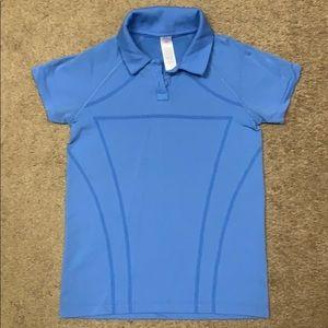Ivivva Girls Polo Athletic Shirt.